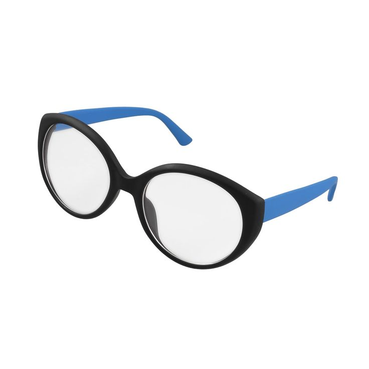 Prada Eyeglass Frames For Women Blue Plastic Blue