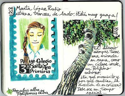 PARQUE - COLEGIO SANTA ANA: ESCRIBIR + DIBUJAR (4 de junio)