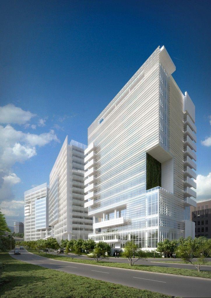 Liberty Plaza u2013 Richard Meier u0026 Partners