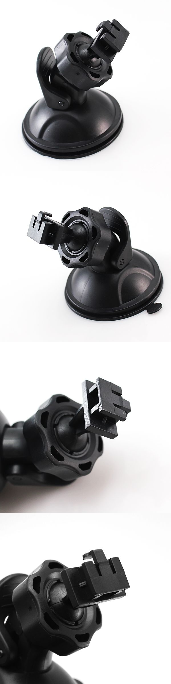 2017 Universal Mini Suction Cup Mount Holder Sucker Bracket Black PVC Holder Bracket Mount for Car GPS DV DVR Camera