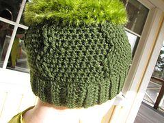 Dora13's Moss hat