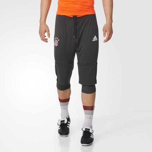 ADIDAS MEN'S FC BAYERN MUNICH THREE-QUARTER PANTS
