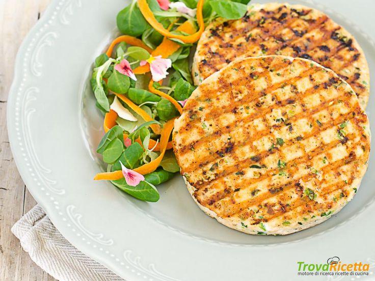 HAMBURGER DI SALMONE (BUONI, TENERISSIMI E SENZA UOVA!) #ricette #food #recipes