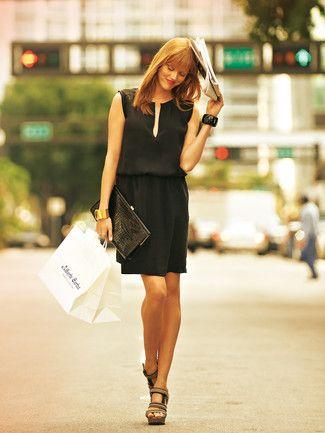 Schnittmuster: Sommerkleid - ärmellos - Sommerkleider - Kleider - Damen - burda style