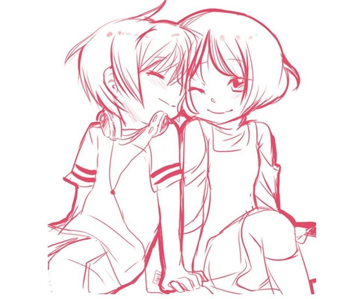 anime couple coloring pages - Coloring Pages Anime Couples Chibi
