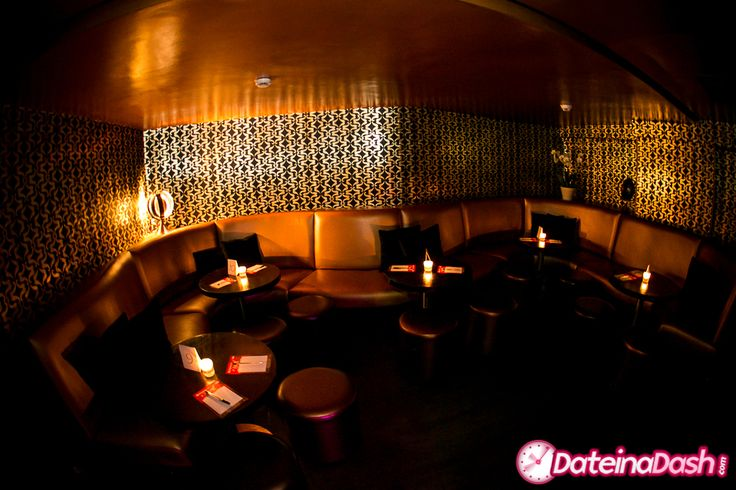 Exclusive Eclipse bar in South Kensington home to our monthly Speed Dating events.