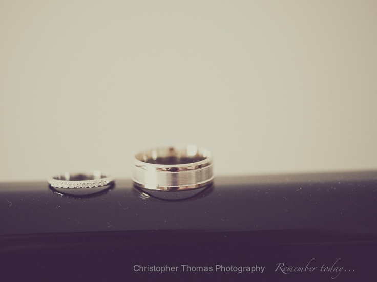 Brisbane Wedding Photographer - rings, Christopher Thomas Photography