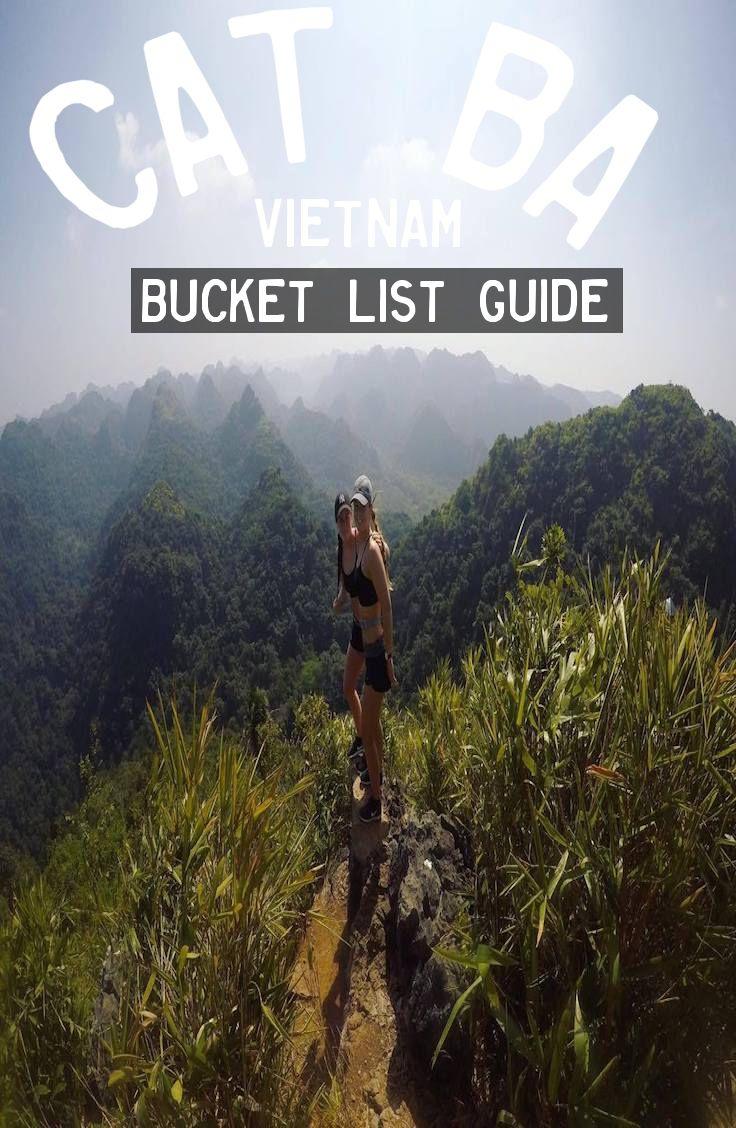 Cat Ba Island, Vietnam. Complete Guide
