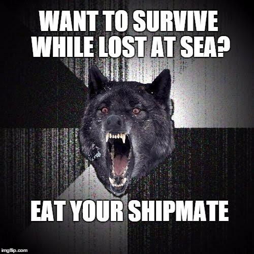 Insanity Wolf Meme Generator - Imgflip