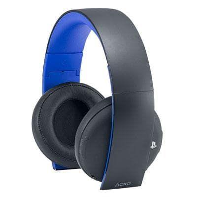 Playstation Gold Wireless Stereo Headset - Jet Black #10029