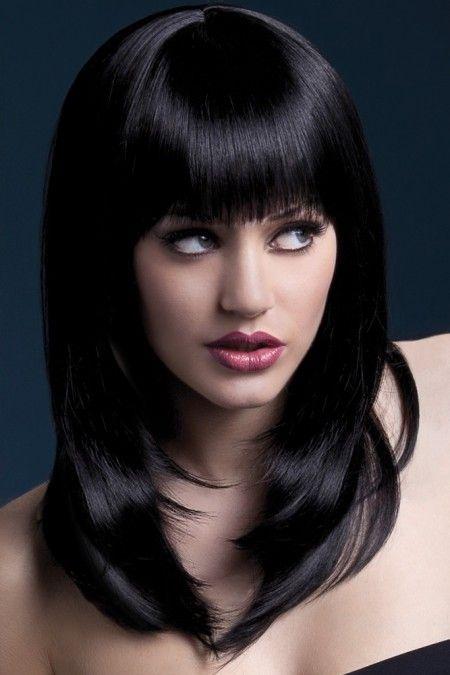 Tanja Wig in Black