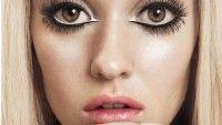 9 Temel Küçük Gözler için Makyaj ipuçları