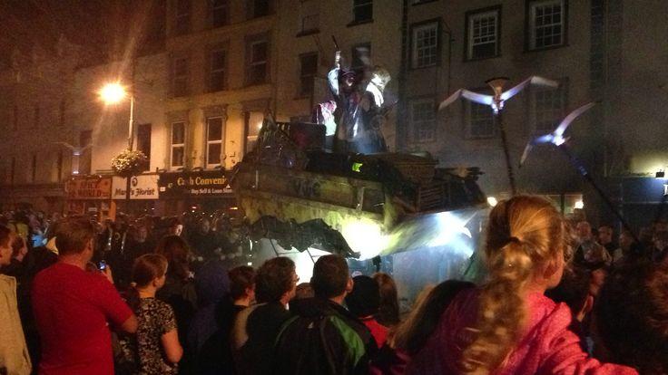 Spraoi Festival, Waterford