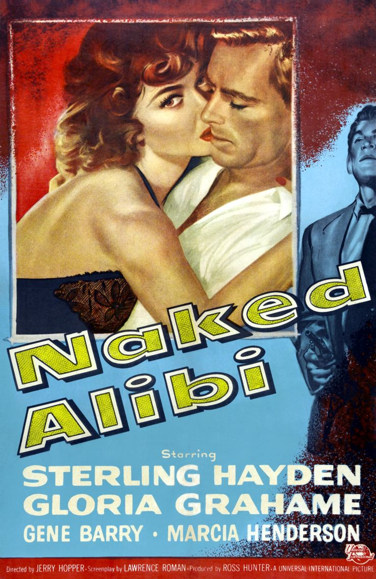 Image result for naked alibi poster 1942 french movie poster