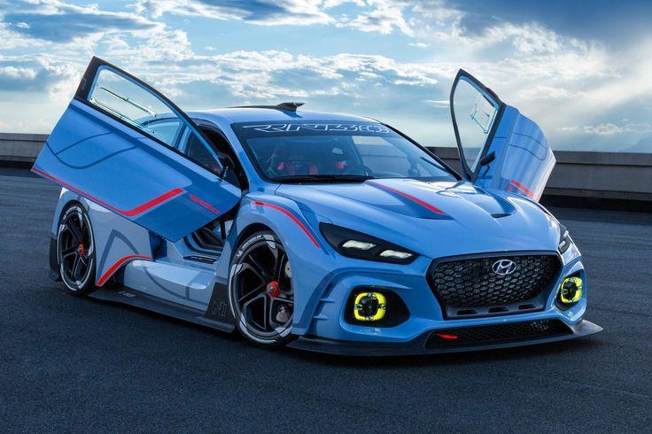2016 Paris Motor Show – Hyundai RN30 Concept
