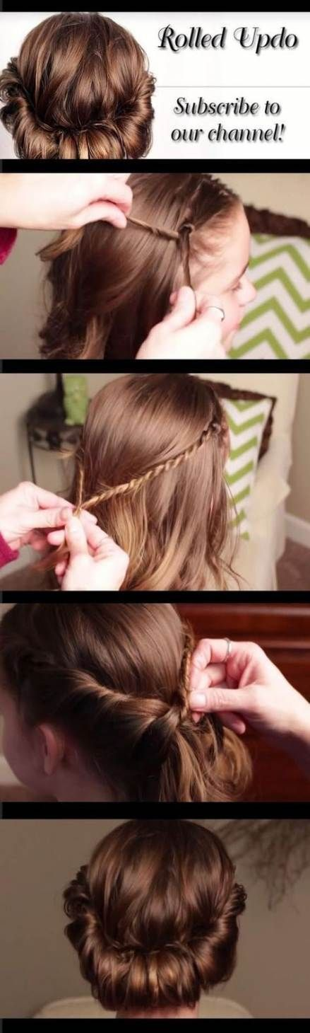 69 Ideen Frisuren für die Schule Medium Hair Pony Tails chaotisch Brötchen für das Jahr 2019 - # Frisuren #ideas #medium #messy #school