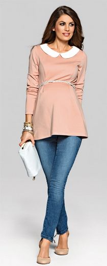 Julietta top - with skirt so pretty and feminine Cute! Love this classic looking!