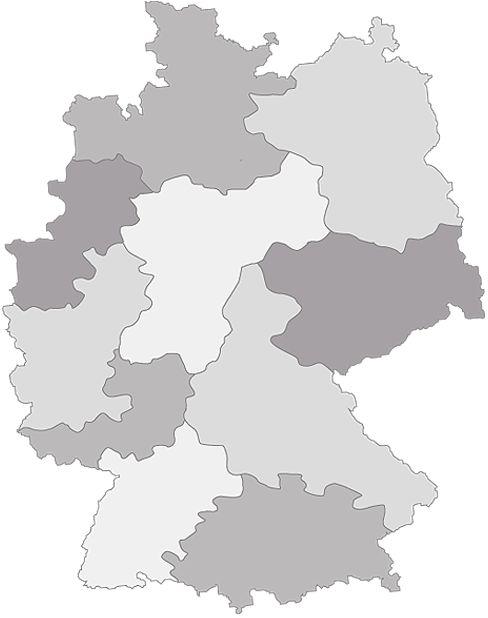 Fabrikverkauf PLZ Bereiche in Deutschland