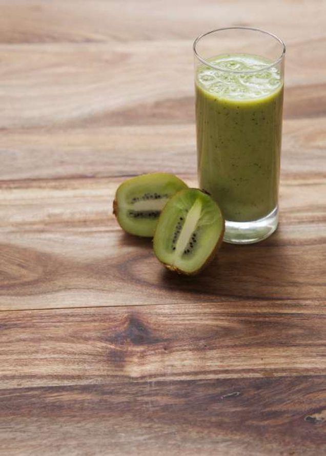 En härlig smoothie som gör gott för kropp och själ.