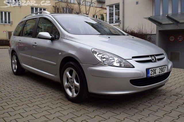 Peugeot 307 2.0HDi 79 kW, TOP Stav -1.majitel - obrázek číslo 1
