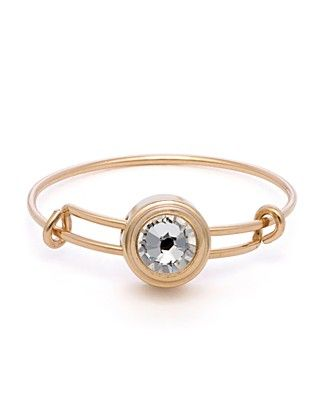 studs ring / alex and ani