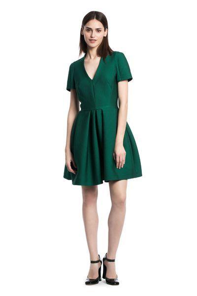 Les 25 meilleures id es concernant robes vert meraude sur for Robes de cocktail pour les mariages d automne