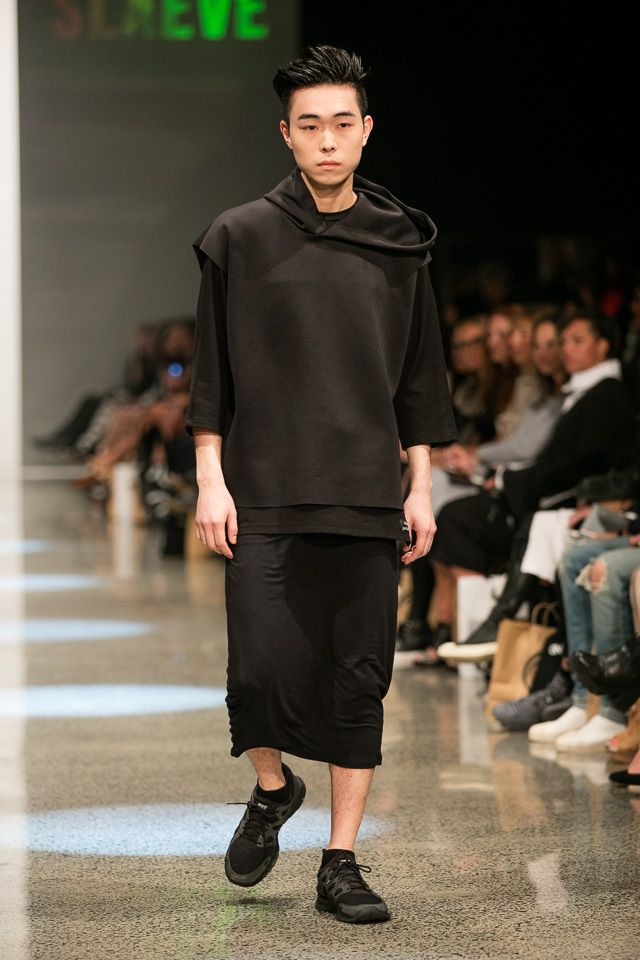 nzfw 2015 - slaeve - Beautiful Black : Beautiful Black: