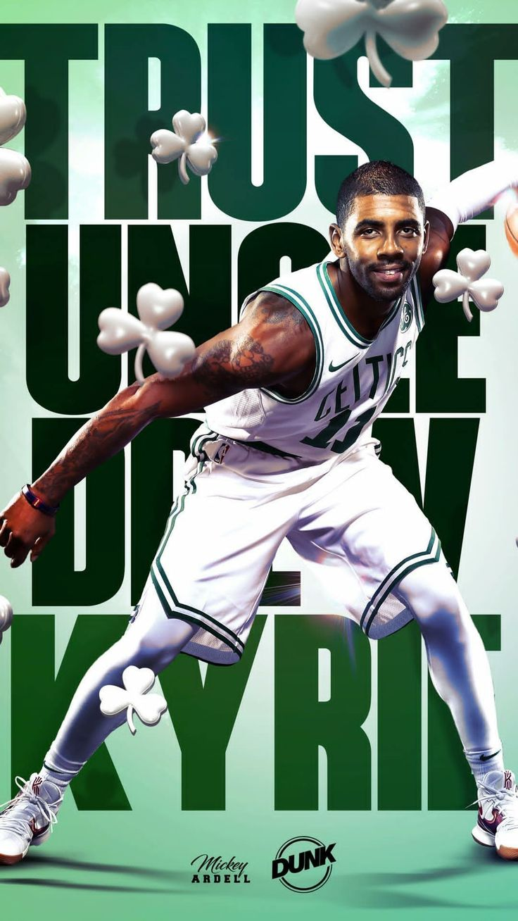 Nike Quotes Wallpaper Hd Basketball Kyrie Irving Wallpaper Basketball Kyrie Irving Celtics