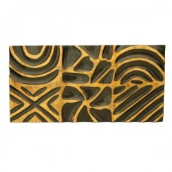 Tree of Life : Contemporary Wooden Tree of Life Wall Art Decor Plaque, Hand Carved on Solid Mangowood #7