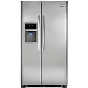 Frigidaire Gallery Ratings | Frigidaire Gallery Side-by-Side Refrigerator FGHS2342LF