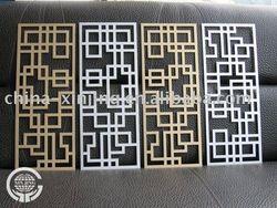 Wood And Metal Wall Panels interior decorative panels
