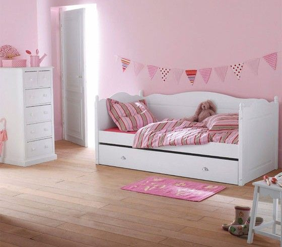 Deco chambre petite fille rose chambre pinterest home renovation petite fille and deco for Chambre fille fashion