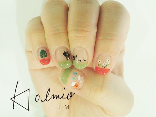 nail snap | 児島亜樹 | 6 MAR. 2015 | LIM | LESS IS MORE