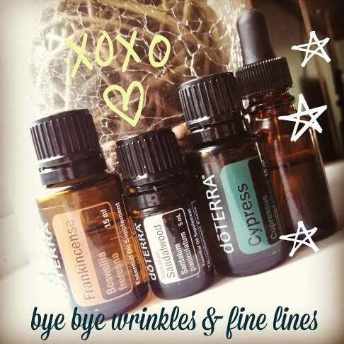 All natural anti wrinkle skin oil :)                                                                                                                                                                                 More