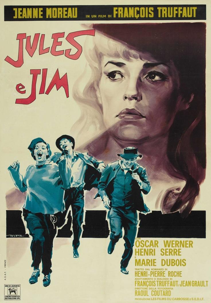 Αποτέλεσμα εικόνας για Jules et Jim (1962)