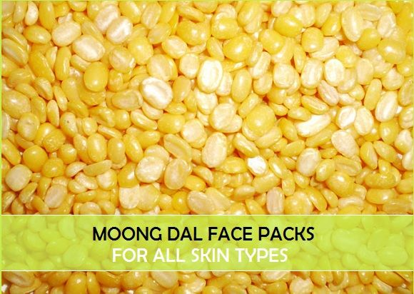 Moong dal face packs for sun tan, fairness and acne pimple marks, Moong dal packs helps remove unwanted facial hair and skin looks smoother and even toned.