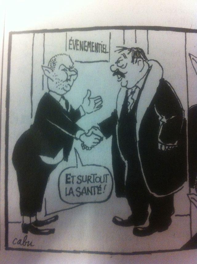 Cabu, Charb, Tignous, Wolinski: la mort et la liberté d'expression, pour eux, c'était ça | Slate.fr