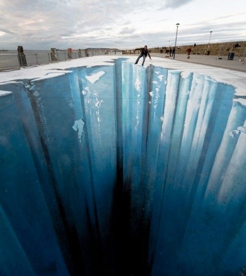 Shared Marketing: Shared Marketing Brings 3D Street Art to Australia