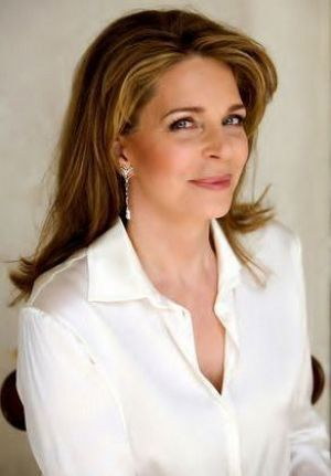 Queen Noor of Jordan. I am fascinated by her beauty and intelligence. My brother-in-law is Middle Eastern  I love their culture and desires for family.