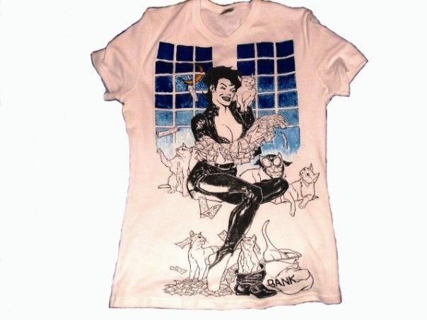 Catwoman - tshirt