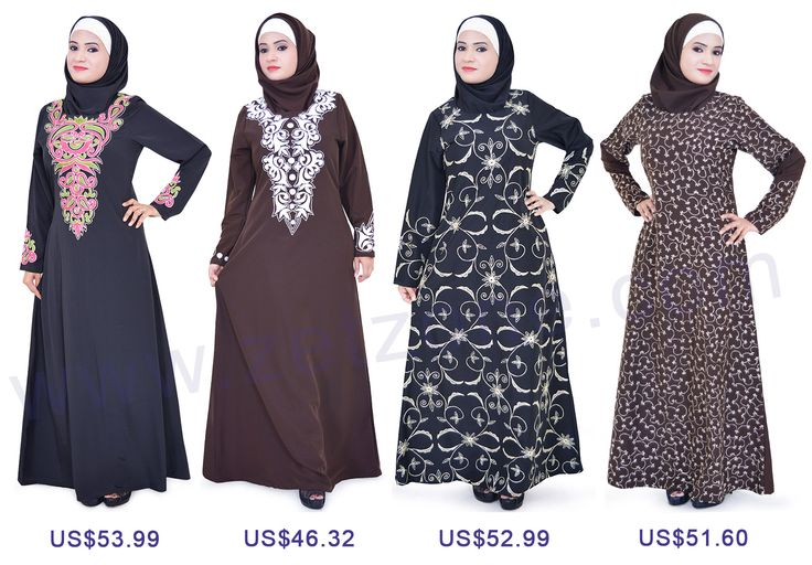 New Arrivals Abaya by zetzone.com