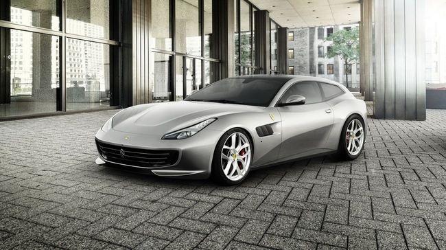 Ferrari GTC4Lusso T - Super sports cars and multi-purpose