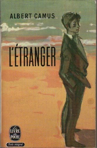Albert Camu, The Stranger— Hella good book, I've been reading it during my existential crisis that's been going on for the past few most of my life and it strangely helps