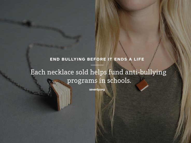 Check out this cute necklace made from vintage leather from around the globe and real paper! And it's for a good cause too ► http://www.sevenly.org/product/52041edd97591a4005000007?cid=PINTERESTveronica