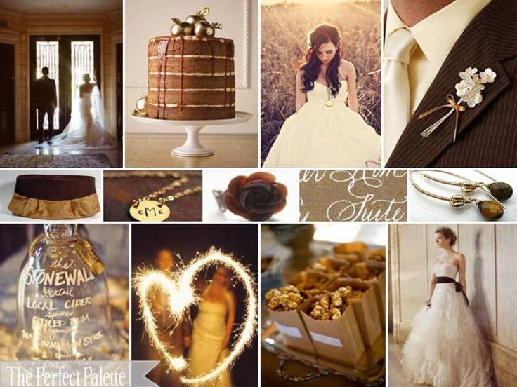 Chocolate Cream Wedding