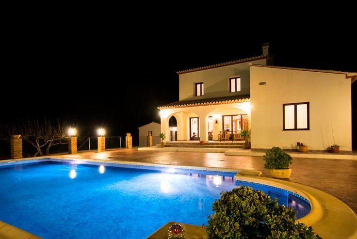 Villa Benimallunt, Benissa, Costa Blanca