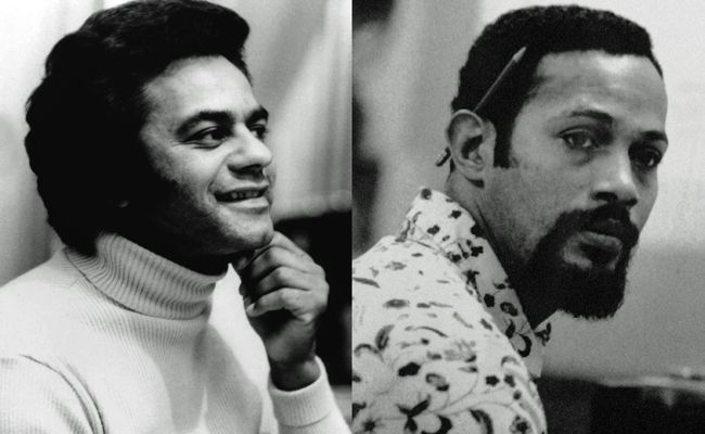 PopMatters' exclusive #interview with #JohnnyMathis and #ThomBell celebrates the legacy of a pop music masterpiece, I'm Coming Home (1973).