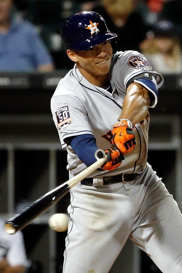 Carlos Correa, HOU/ June 2015 at CWS
