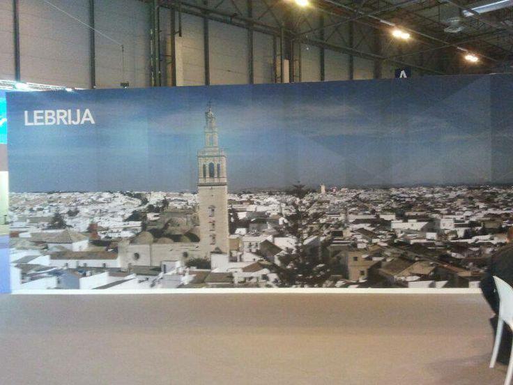 Os dejamos algunas de las fotos tomadas por DESTINO LEBRIJA en nuestra presencia en FITUR.