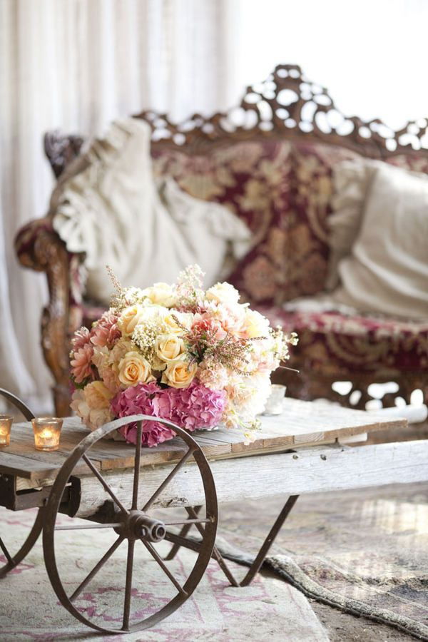 ZsaZsa Bellagio: Dreamy Wedding Inspiration